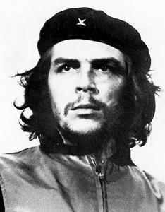 Ernesto Guevara (imagen tomada por Alberto Korda el 5 de marzo de 1960)