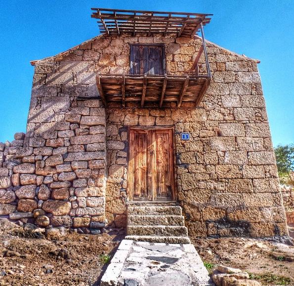 Caserío de Icor. Foto vía Instagram: @daxziel