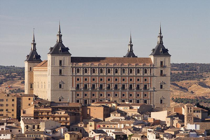 Alcázar de Toledo. Foto: Carlos Delgado