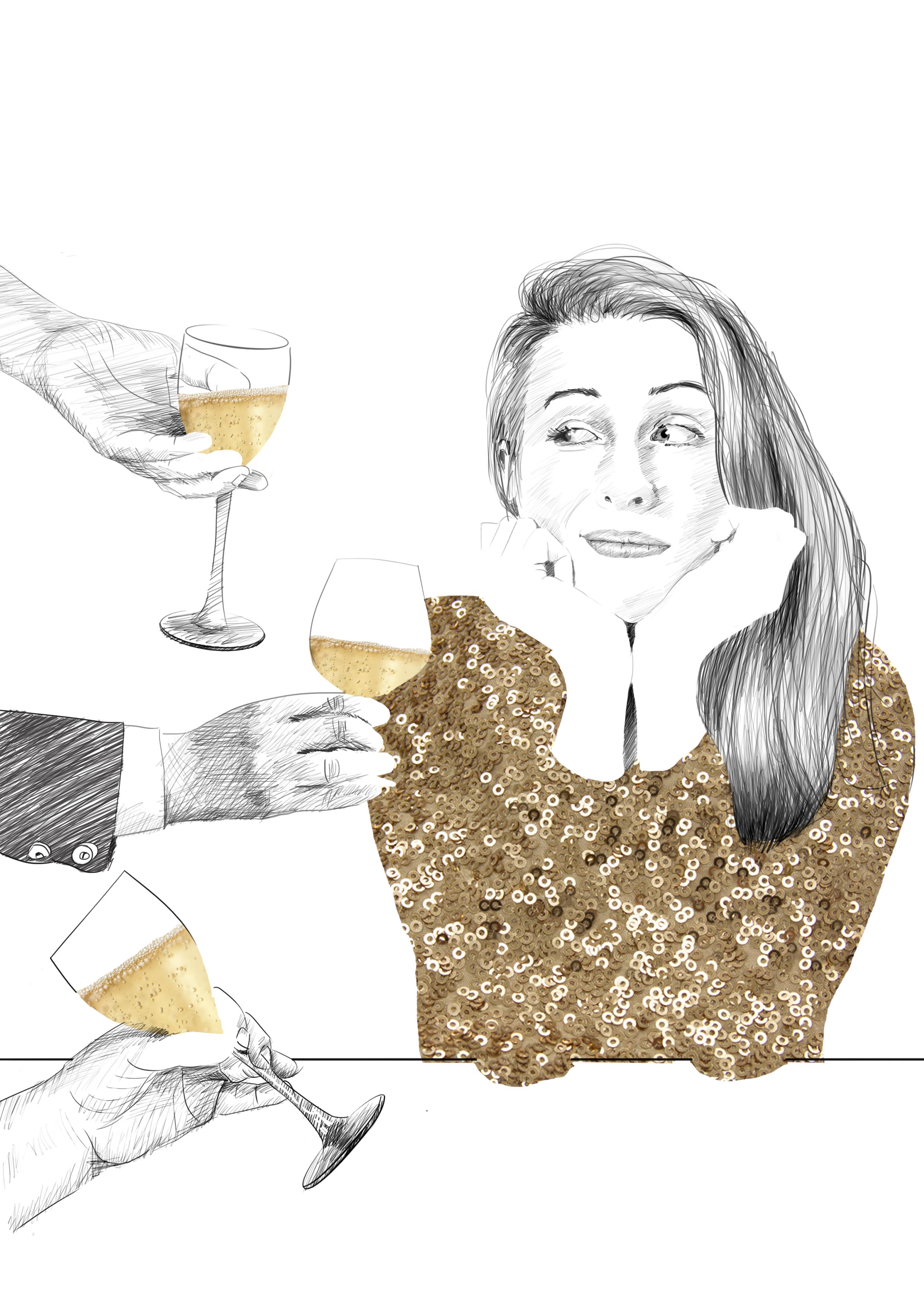 Ilustración de Nareme Melián
