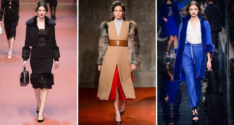 Dolce & Gabbana, Marni, Ermanno Scervino OI 2015-16 Imágenes vía Livingly