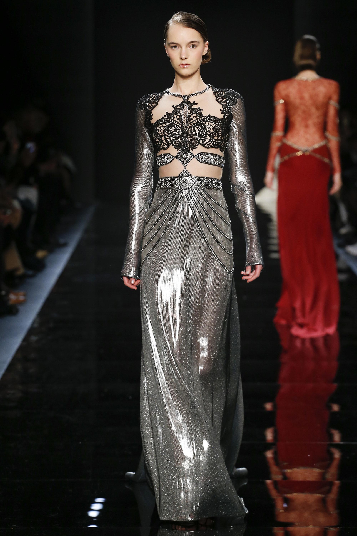Reem Acra O/I 2016-2017 Foto vía Vogue runway