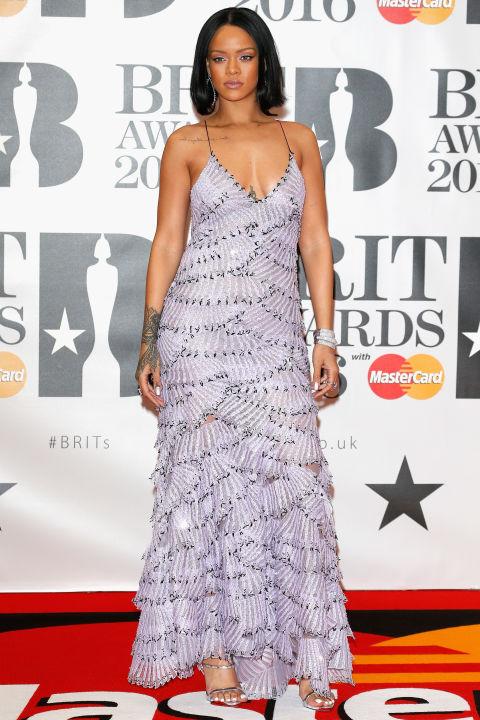 Rihanna Foto vía HBZ