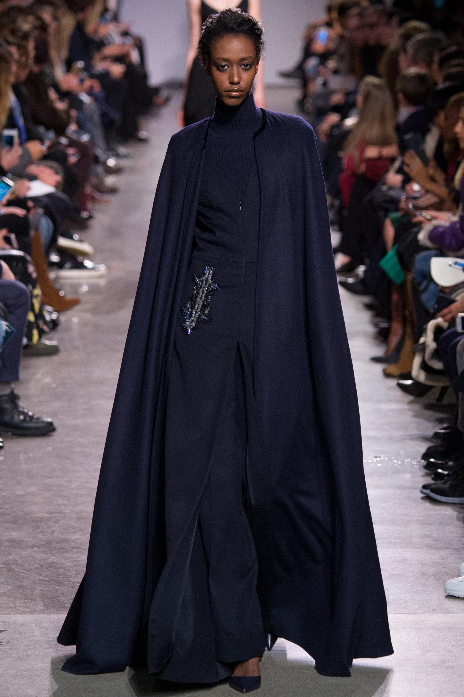 Zac Posen  O/I 2016-2017 Foto vía Vogue runway